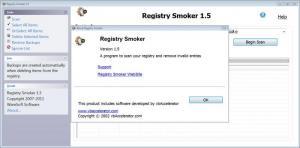 Enlarge Registry Smoker Screenshot