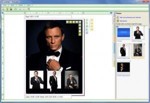 Enlarge PhotoMix Screenshot