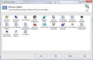 Enlarge Magic Utilities Screenshot