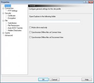 Enlarge WebDrive Screenshot