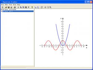 Enlarge Equation Grapher Screenshot