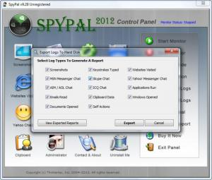 Enlarge SpyPal Screenshot