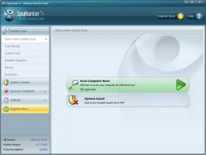 Enlarge SpyHunter Screenshot