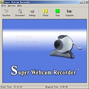 Enlarge Super Webcam Recorder Screenshot