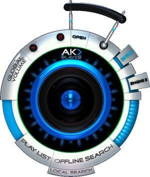 Enlarge AK-Player Screenshot