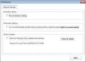 Enlarge Registry Easy Screenshot