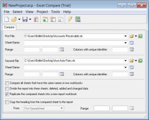 Enlarge Excel Compare Screenshot