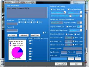 Enlarge H264 WebCam Screenshot