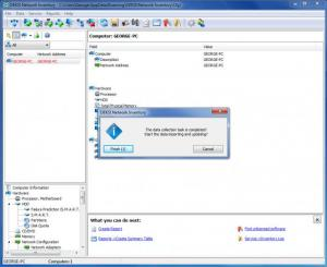 Enlarge DEKSI Network Inventory Screenshot