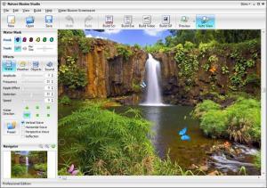 Enlarge Nature Illusion Studio Screenshot