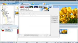 Enlarge Photo DVD Maker Screenshot