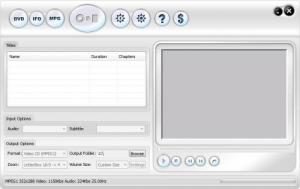 Enlarge 123 DVD Ripper Screenshot
