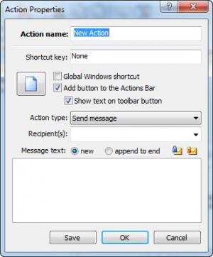 Enlarge Vypress Messenger Screenshot