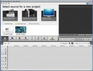 Enlarge AVS Video Editor Screenshot