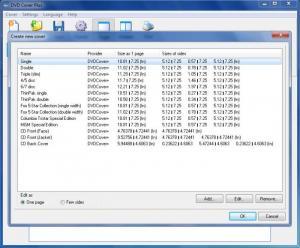 Enlarge DVDCover+ Screenshot