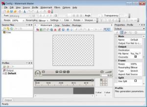 Enlarge WaterMark Master Screenshot