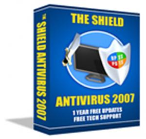 Enlarge Antivirus Shield Screenshot