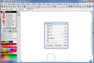 Enlarge TwistedBrush Pro Studio Screenshot