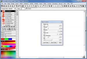 Enlarge TwistedBrush Pro Studio Screenshot