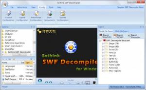 Download Sothink SWF Decompiler Free