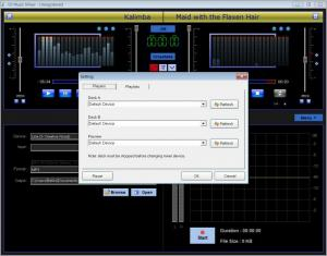Enlarge DJ Music Mixer Screenshot