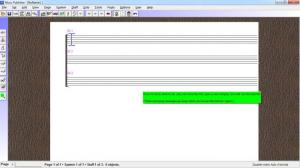 Enlarge Music Publisher Screenshot