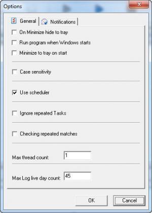 Enlarge Advanced Log Monitor Screenshot