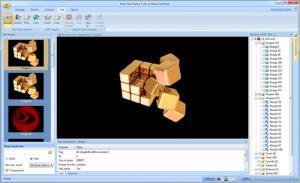 Enlarge Flash Decompiler Trillix Screenshot