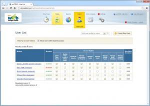 Enlarge actiTIME Screenshot