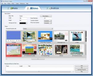 Enlarge Flash Banner Creator Screenshot