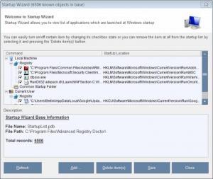 Enlarge Advanced Registry Doctor Pro Screenshot