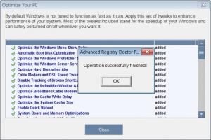 Enlarge Advanced Registry Doctor Pro Screenshot
