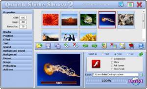 Enlarge Quick Slide Show Screenshot