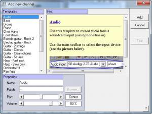 Enlarge KB Piano Screenshot
