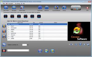 Enlarge Quick Media Converter HD Screenshot
