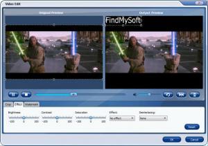 Enlarge Aimersoft DVD Ripper Screenshot