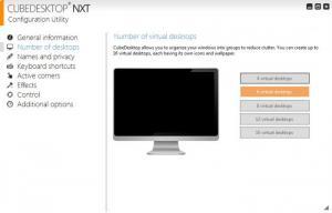Enlarge CubeDesktop NXT Screenshot