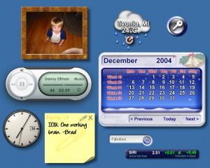 Enlarge DesktopX Screenshot