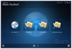 Enlarge Ashampoo Music Studio Screenshot