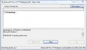 Enlarge RemoveIT Pro Screenshot