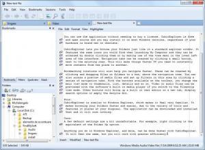 Enlarge CubicExplorer Screenshot