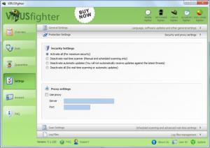 Enlarge VIRUSfighter Screenshot