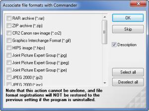 Enlarge Commander Screenshot