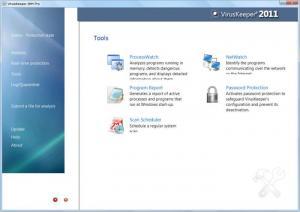 Enlarge VirusKeeper Screenshot