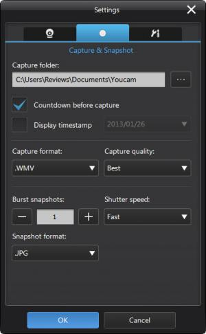 Enlarge CyberLink  YouCam Screenshot