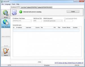 Enlarge webcamXP Screenshot