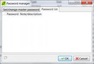 Enlarge PeaZip Screenshot