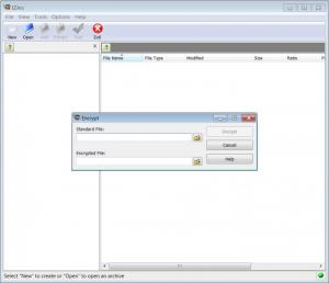Enlarge IZArc Screenshot