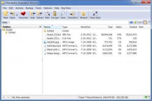 Enlarge UltimateZip Screenshot