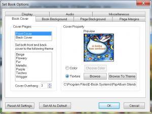 Enlarge FlipAlbum Standard Screenshot